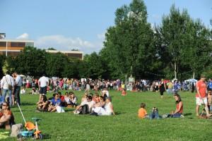Festival 6e continent - Parc de Gerland