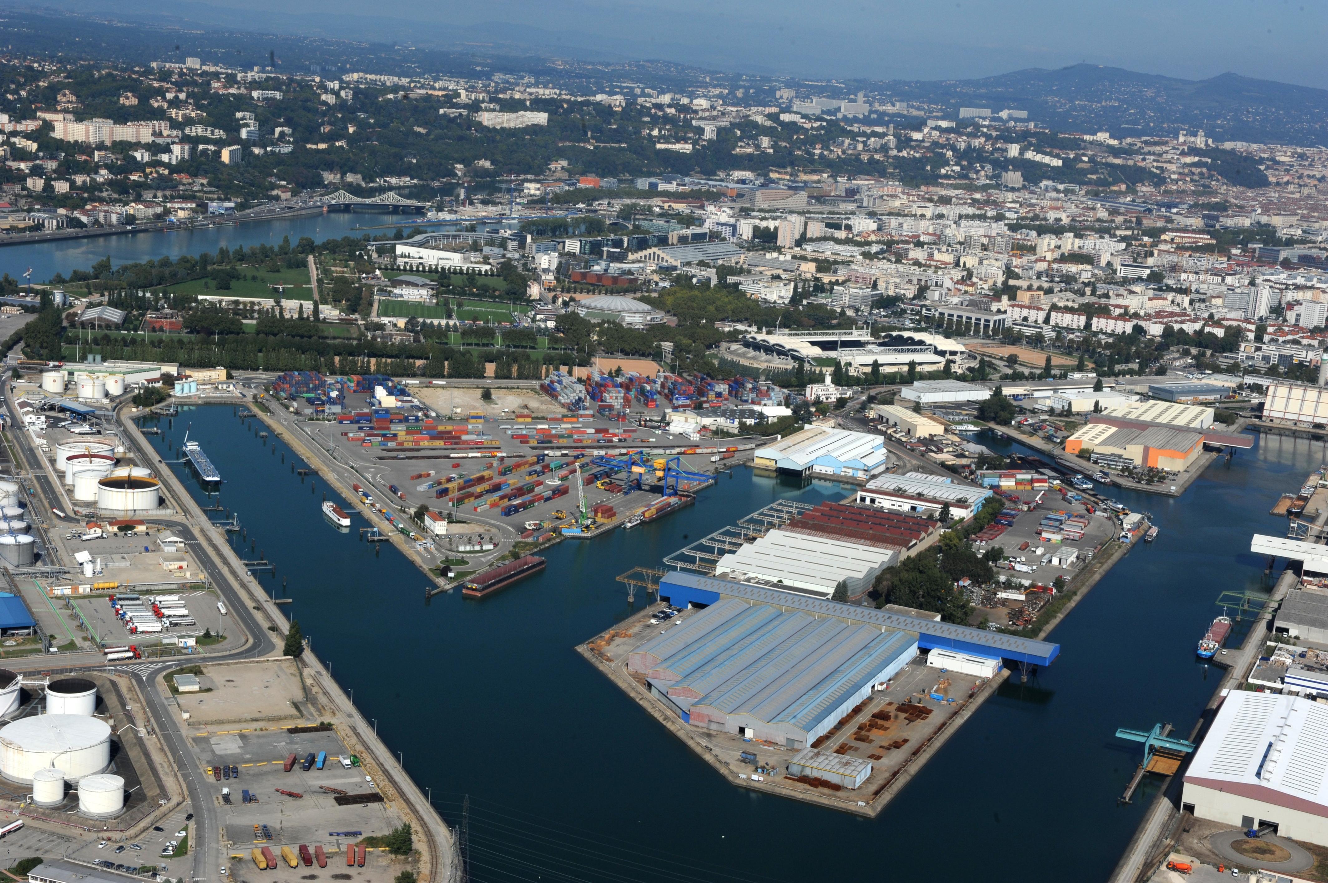 Port Edouard Herriot